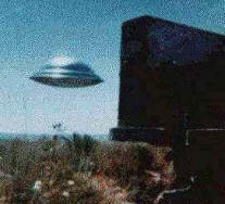 Flying Saucer - Aliens